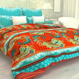 фото Комплект постельного белья Унисон «Мирослава». Евро