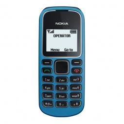 фото Телефон Nokia GSM 1280. Цвет: синий