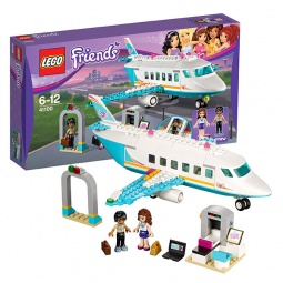 фото Конструктор игровой LEGO «Частный самолет»