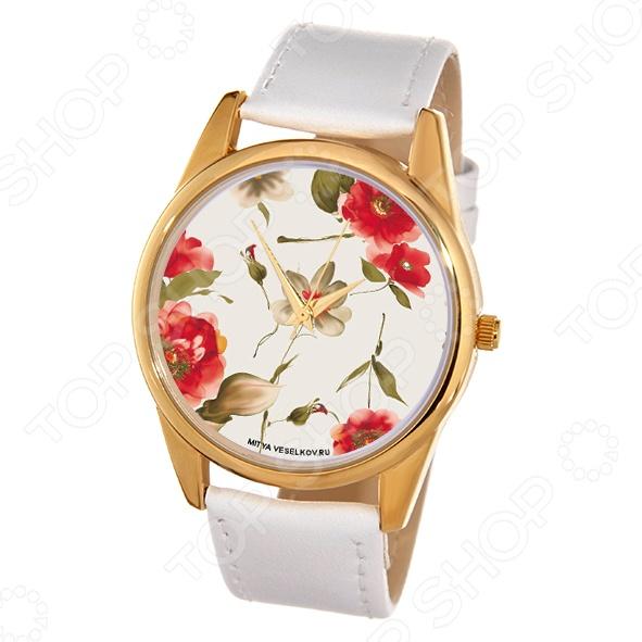 Часы наручные Mitya Veselkov «Акварель» Shine