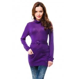 фото Туника Mondigo 9727. Цвет: фиолетовый. Размер одежды: 46