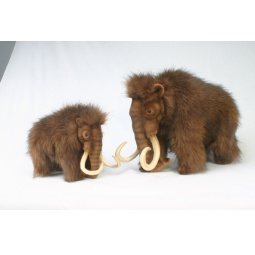 фото Мягкая игрушка Hansa «Мамонт»