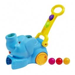 Купить Игрушка-каталка Hasbro «Слоник Popping Park»