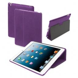 фото Чехол Muvit Fold Stand Case для iPad Mini. Цвет: пурпурный