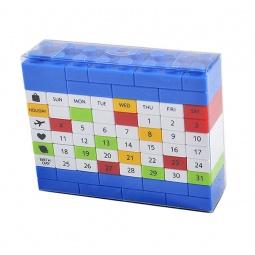 Купить Календарь Puzzle