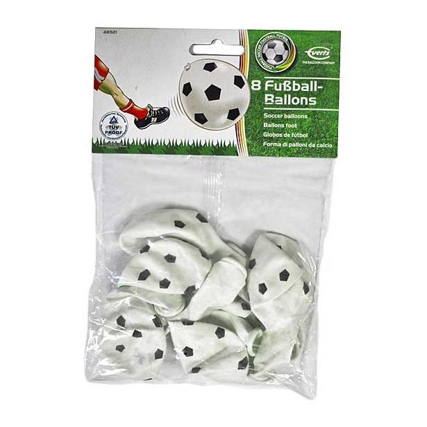 фото Набор надувных шариков Everts «Футбольный мячик»