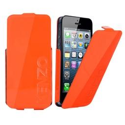 фото Чехол Kenzo Glossy Logo Case для Samsung S3. Цвет: оранжевый