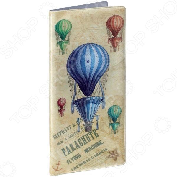 Бумажник путешественника Феникс-Презент «Воздушные шары» феникс презент
