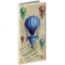 фото Бумажник путешественника Феникс-Презент «Воздушные шары»