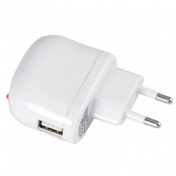 фото Устройство зарядное универсальное USB 1.0А Onext. Цвет: белый