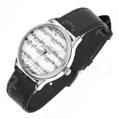 Часы наручные Mitya Veselkov «Ноты» MV-007 часы наручные mitya veselkov часы mitya veselkov одри на белом курит арт mv 38