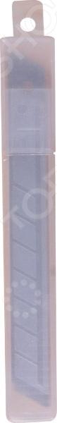 Лезвия для ножа с отламывающимися сегментами Brigadier 63328 лезвия сменные для ножей brigadier 63350