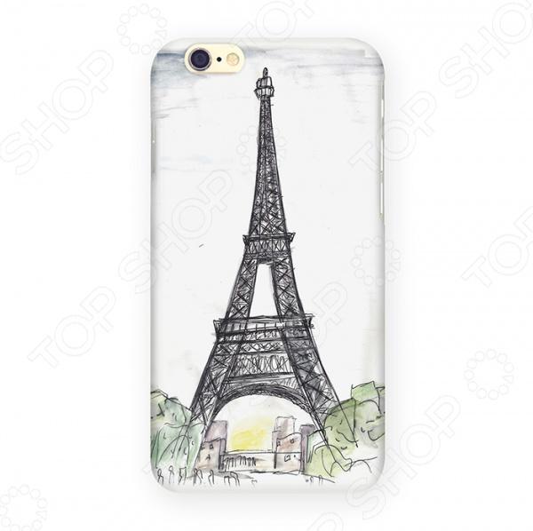 Чехол для iPhone 6 Mitya Veselkov «Париж» чехол для iphone 6 mitya veselkov ретро париж