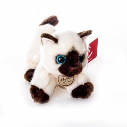 фото Мягкая игрушка Aurora «Сиамский котенок» 11-101
