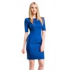 Фото Платье Mondigo 5205. Цвет: синий. Размер одежды: 46