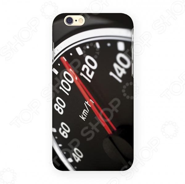Чехол для iPhone 6 Mitya Veselkov «Скорость» чехлы для телефонов mitya veselkov чехол для iphone 6 салатовый