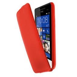 фото Чехол LaZarr Protective Case для HTC Windows Phone 8S. Цвет: красный