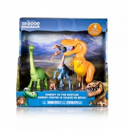фото Набор фигурок игрушечных Good Dinosaur 62910