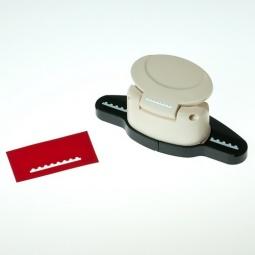 фото Дырокол фигурный для декорирования кромки листа Hobby&You HCP 605.105