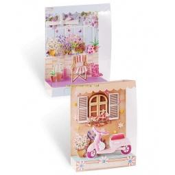 Купить Набор для создания миниатюр Белоснежка «Уютный дворик»