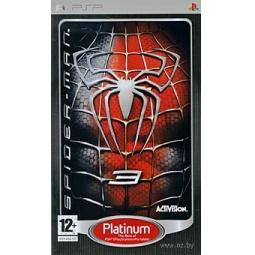 Купить Игра для ps SONY Portable Spider-Man 3. Essentials (eng)