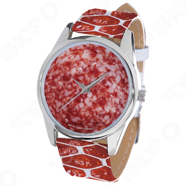 Часы наручные Mitya Veselkov «Колбасятина» ART