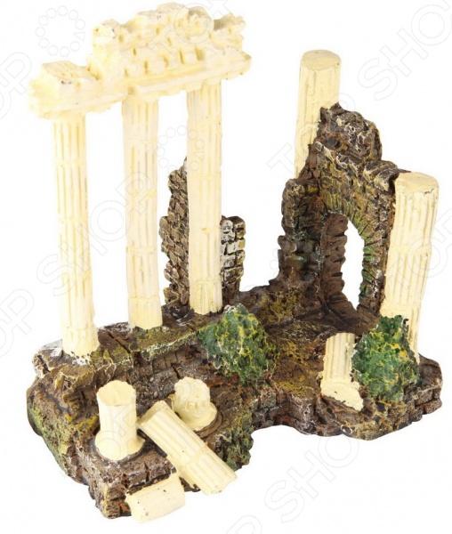 Руины для аквариума DEZZIE «Старина» интерьер и декор