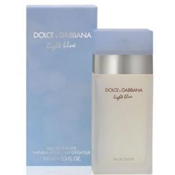Купить Туалетная вода для женщин Dolce&Gabbana Light blue. Объем: 100 мл