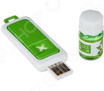 USB-ароматизатор воздуха в виде флешки 31 век. В ассортименте