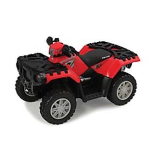 Купить Квадроцикл со светозвуковыми эффектами Tomy Polaris ATV Quad