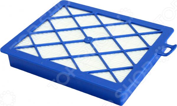 Модуль сменный фильтрующий Filtero FTH-01 фильтры для пылесосов filtero filtero fth 32 mie hepa фильтр для пылесосов miele