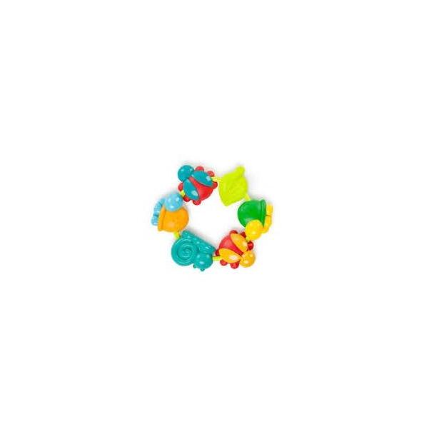 фото Погремушка-прорезыватель Bright Starts 52028 «Веселый хоровод»