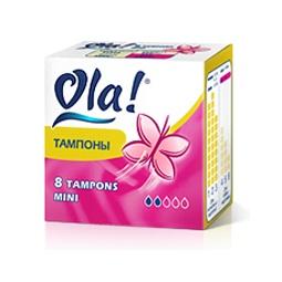 Купить Тампоны Ola