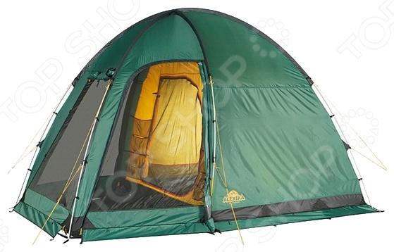 Палатка Alexika Minnesota 4 Luxe promotion 100