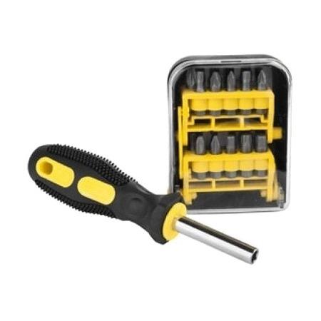 Купить Отвертка с набором бит Stayer Standard 25078-H21