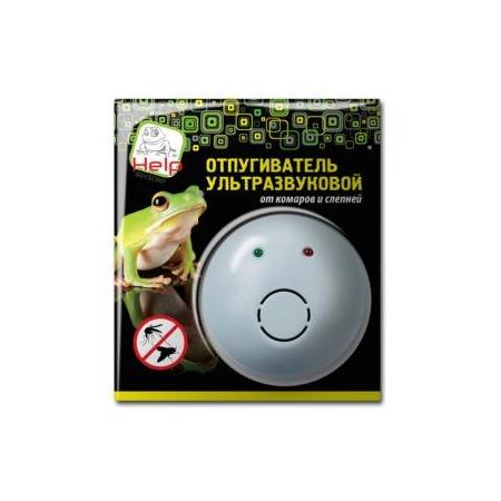 Купить Отпугиватель ультразвуковой комаров и слепней Help 80404