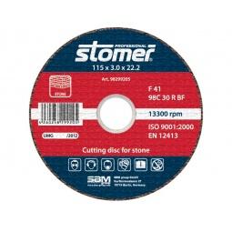 Купить Диск отрезной Stomer по камню