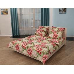 Купить Комплект постельного белья «Римские каникулы». Евро