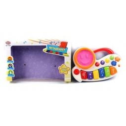 фото Музыкальный инструмент игрушечный Shantou Gepai «Орган электронный»