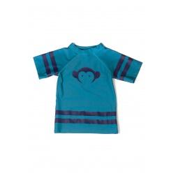 Купить Футболка детская Appaman Rashgaurd. Цвет: голубой