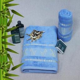 фото Полотенце махровое Mariposa Tropics lilla