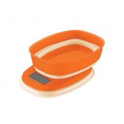 фото Весы кухонные Oursson KS5006PD. Цвет: оранжевый