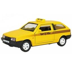 фото Машинка металлическая Autotime «ЛАДА 2108. Такси»