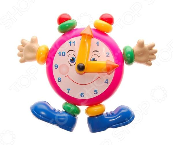 купить Игрушка развивающая ПЛЭЙДОРАДО «Веселые часы» по цене 262 рублей