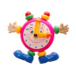 Купить Игрушка развивающая ПЛЭЙДОРАДО «Веселые часы»