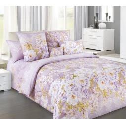 фото Комплект постельного белья Королевское Искушение «Шиповник-3» 1708004. Семейный