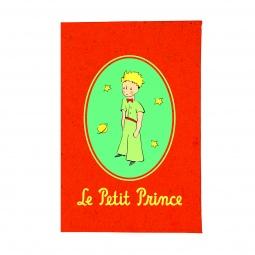 фото Обложка для паспорта Mitya Veselkov «Портрет маленького принца». Цвет: оранжевый