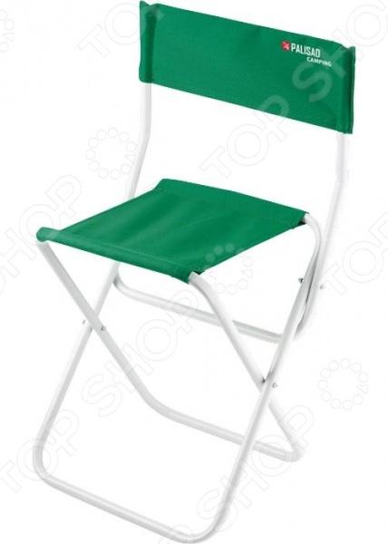 Стул складной PALISAD Camping «Рыбак» 69581Табуреты, стулья, столы<br>Стул складной PALISAD Camping Рыбак 69581 удобный стульчик, который станет отличным приобретением для охотников, рыбаков и туристов. Прочный металлический каркас обеспечивает прекрасную устойчивость на любой поверхности. Складная конструкция позволит взять стул с собой, куда бы вы ни пошли. Он без труда поместится в багажник машины или походный рюкзак.<br>