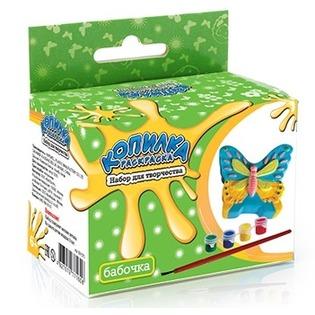 Купить Набор для раскрашивания Hopewell «Копилка: Бабочка»