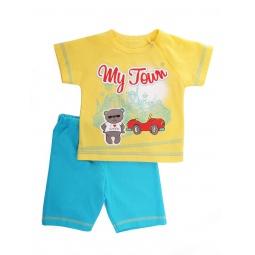 фото Комплект детский: футболка и шорты Свитанак 606923